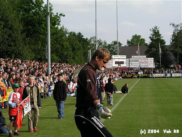 Bennekom - Feyenoord 1-9 25-05-2004 (60).JPG