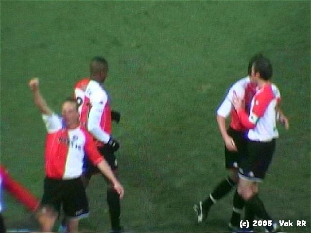 Feyenoord - Vitesse 1-2 23-01-2005 (11).JPG