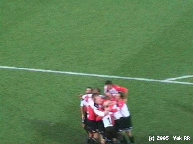 Feyenoord - Vitesse 1-2 23-01-2005 (12).JPG