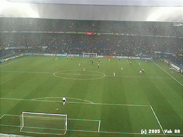 Feyenoord - Vitesse 1-2 23-01-2005 (13).JPG