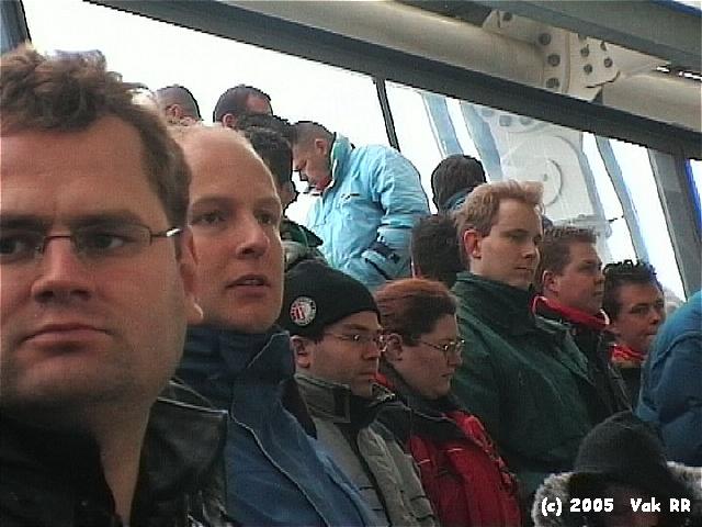 Feyenoord - Vitesse 1-2 23-01-2005 (15).JPG