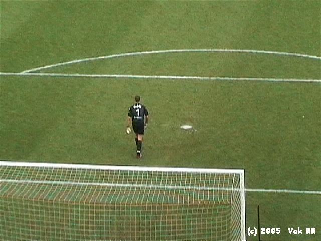 Feyenoord - Vitesse 1-2 23-01-2005 (20).JPG