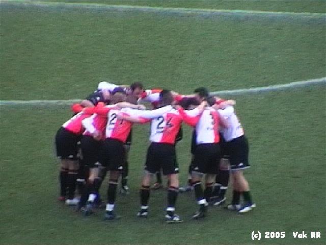 Feyenoord - Vitesse 1-2 23-01-2005 (22).JPG