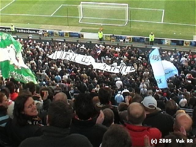 Feyenoord - Vitesse 1-2 23-01-2005 (24).JPG