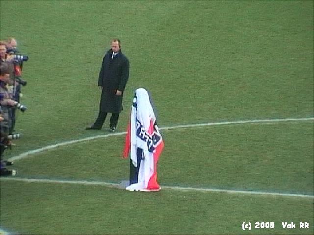 Feyenoord - Vitesse 1-2 23-01-2005 (26).JPG