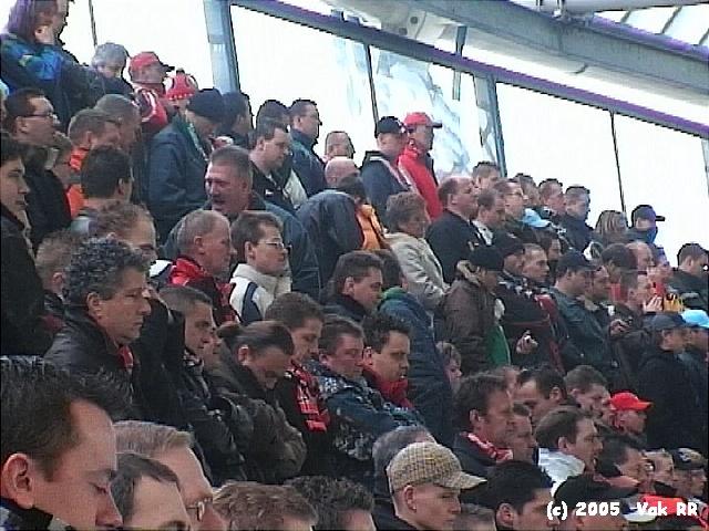 Feyenoord - Vitesse 1-2 23-01-2005 (27).JPG
