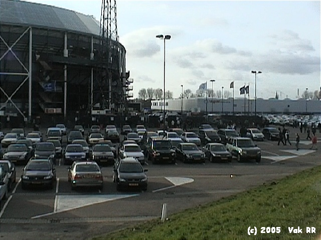 Feyenoord - Vitesse 1-2 23-01-2005 (29).JPG