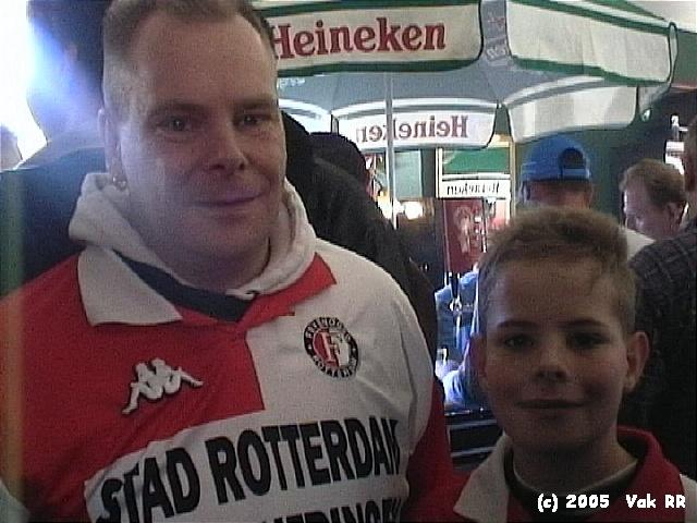 Feyenoord - Vitesse 1-2 23-01-2005 (32).JPG