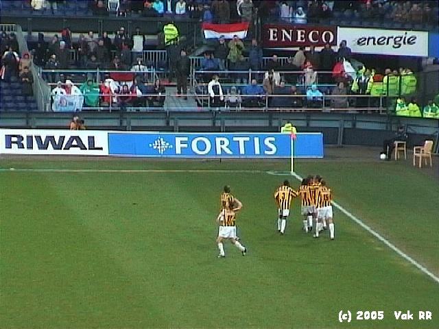 Feyenoord - Vitesse 1-2 23-01-2005 (4).JPG