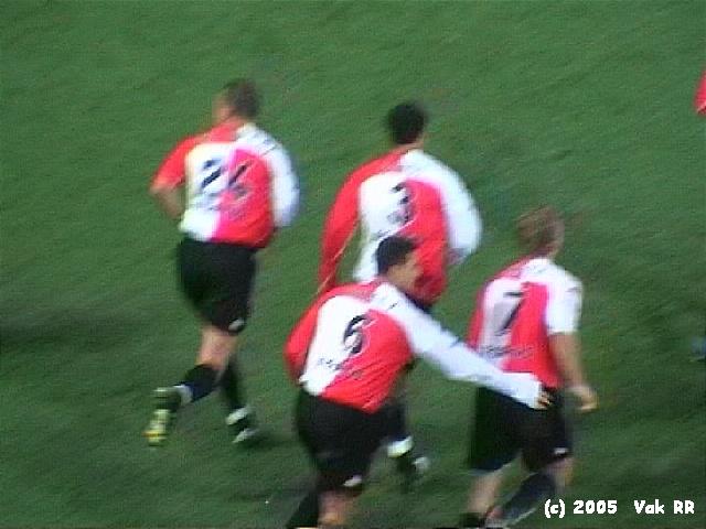 Feyenoord - Vitesse 1-2 23-01-2005 (9).JPG