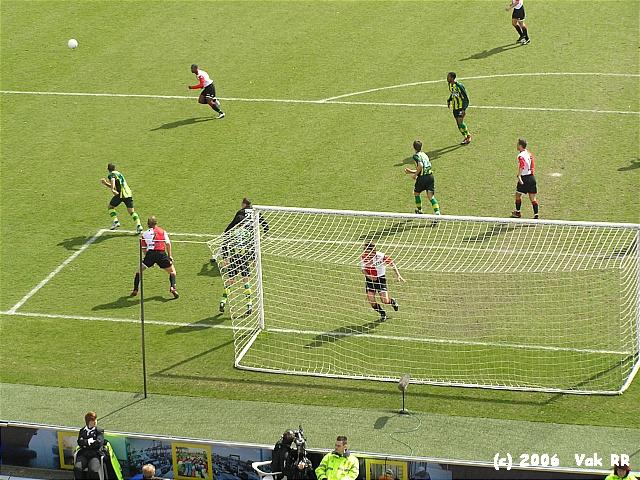 Feyenoord - Ado den Haag 0-2 26-03-2006 (11).JPG