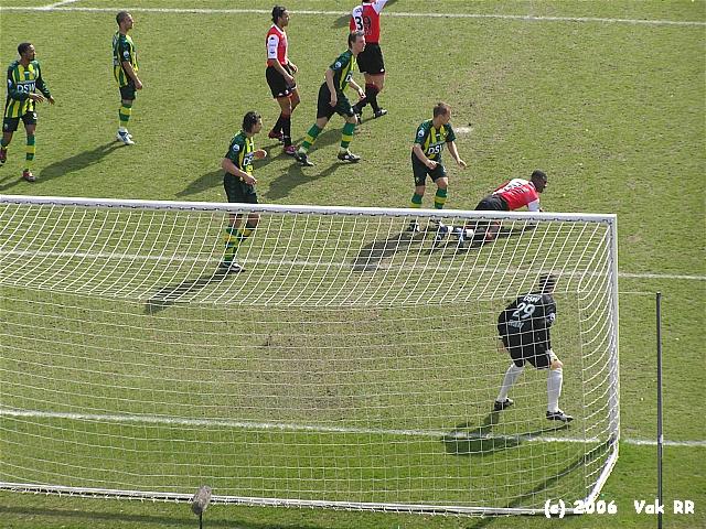 Feyenoord - Ado den Haag 0-2 26-03-2006 (14).JPG