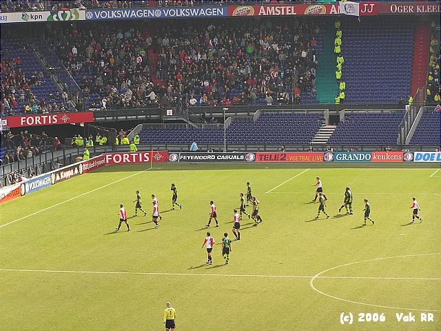 Feyenoord - Ado den Haag 0-2 26-03-2006 (15).JPG