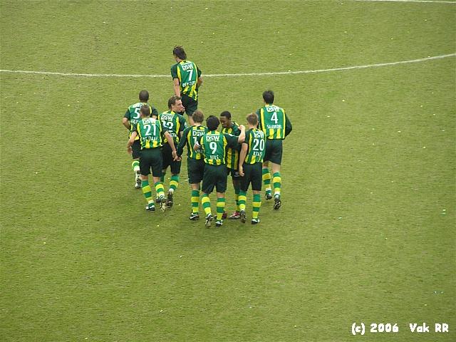 Feyenoord - Ado den Haag 0-2 26-03-2006 (17).JPG