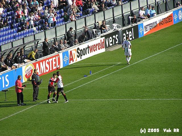 Feyenoord - FC Groningen 4-1 16-10-2005 (14).JPG