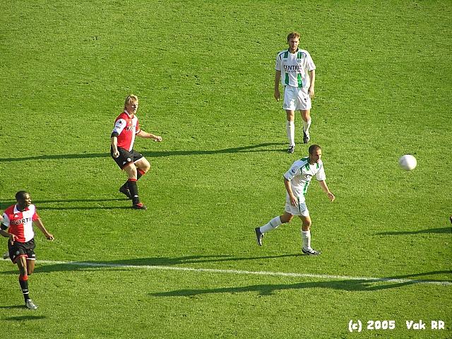 Feyenoord - FC Groningen 4-1 16-10-2005 (20).JPG