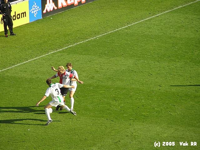 Feyenoord - FC Groningen 4-1 16-10-2005 (22).JPG