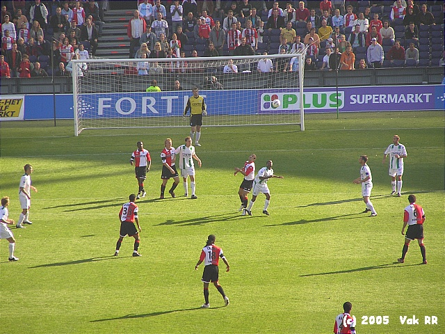 Feyenoord - FC Groningen 4-1 16-10-2005 (45).JPG