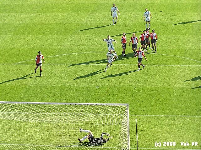 Feyenoord - FC Groningen 4-1 16-10-2005 (50).JPG