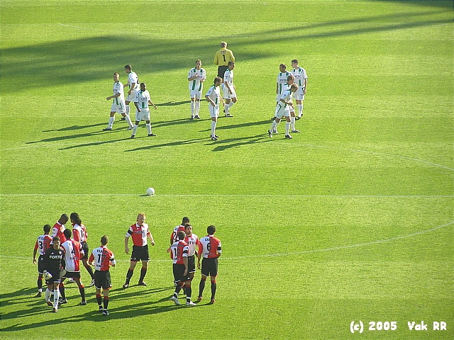 Feyenoord - FC Groningen 4-1 16-10-2005 (54).JPG