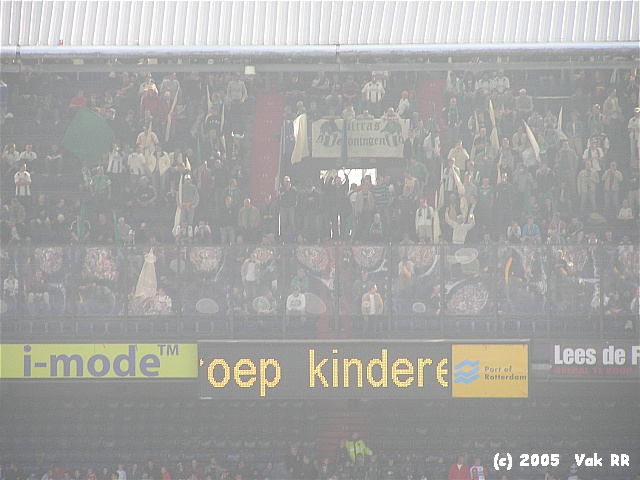 Feyenoord - FC Groningen 4-1 16-10-2005 (67).JPG