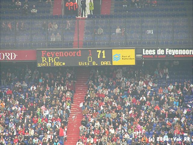 Feyenoord - RBC Roosendaal 2-0 16-04-2006 (14).JPG