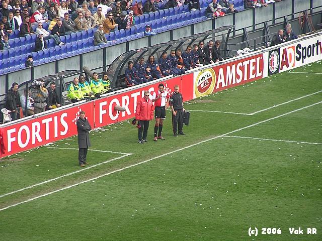Feyenoord - RBC Roosendaal 2-0 16-04-2006 (28).JPG