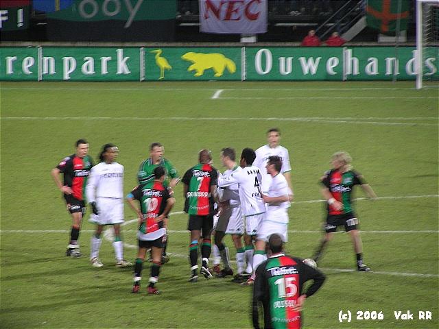 NEC - Feyenoord 1-2 08-02-2006 (22).jpg