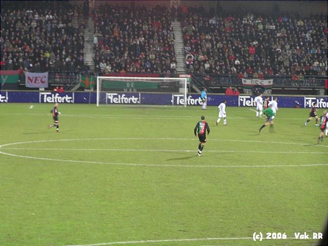 NEC - Feyenoord 1-2 08-02-2006 (29).jpg
