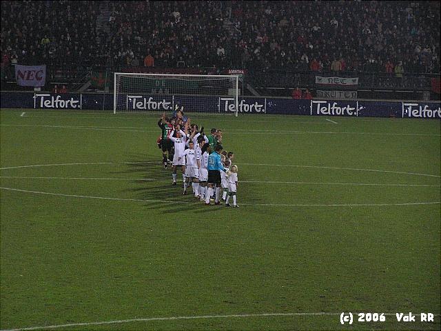 NEC - Feyenoord 1-2 08-02-2006 (32).jpg