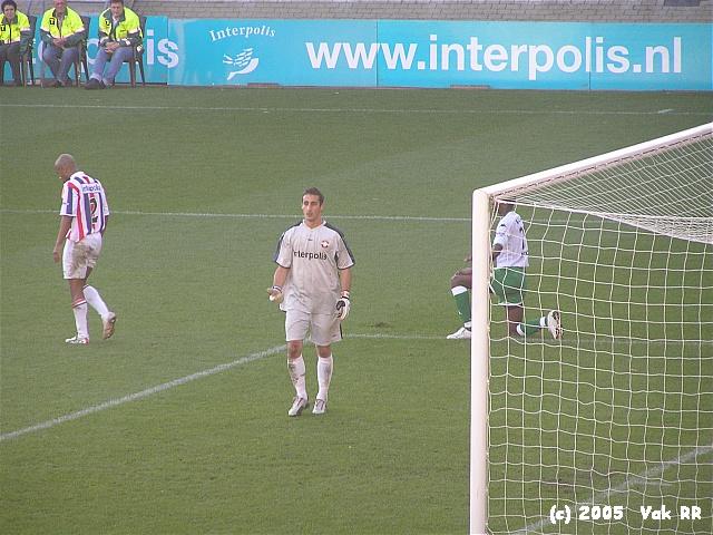 Willem II - Feyenoord 1-3 30-10-2005 (21).JPG