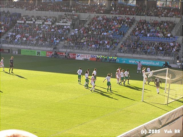 Willem II - Feyenoord 1-3 30-10-2005 (29).JPG