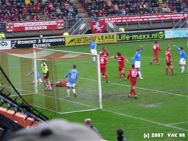 FC Twente - Feyenoord 3-0 11-02-2007 (28).JPG