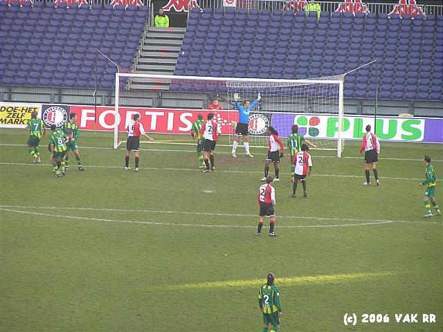 Feyenoord - ADO den haag 3-1 10-12-2006 (15).JPG