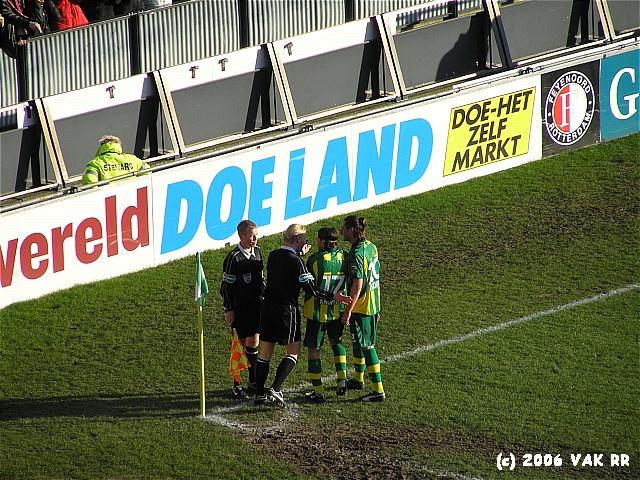 Feyenoord - ADO den haag 3-1 10-12-2006 (33).JPG