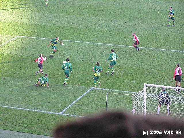 Feyenoord - ADO den haag 3-1 10-12-2006 (35).JPG
