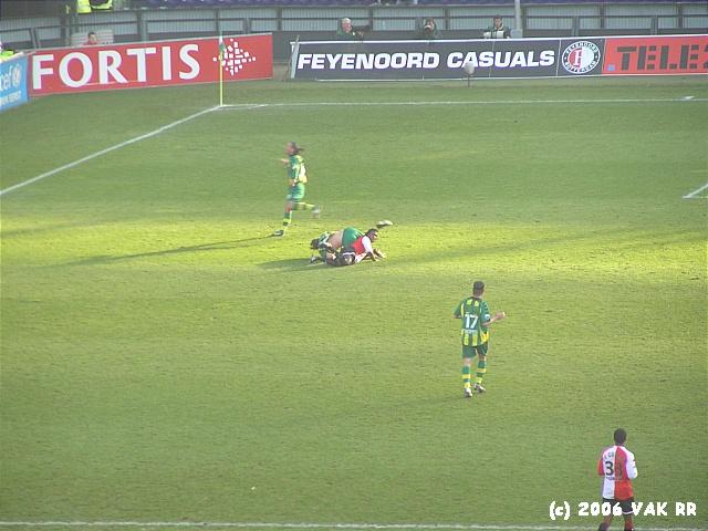 Feyenoord - ADO den haag 3-1 10-12-2006 (42).JPG