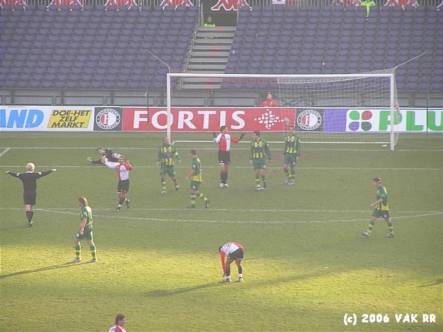Feyenoord - ADO den haag 3-1 10-12-2006 (46).JPG