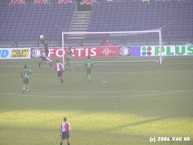 Feyenoord - ADO den haag 3-1 10-12-2006 (48).JPG