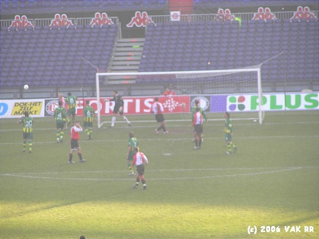 Feyenoord - ADO den haag 3-1 10-12-2006 (50).JPG