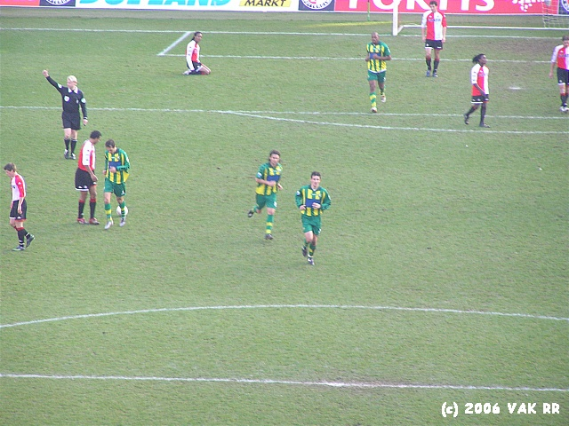 Feyenoord - ADO den haag 3-1 10-12-2006 (6).JPG