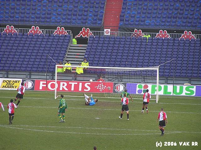 Feyenoord - ADO den haag 3-1 10-12-2006 (7).JPG