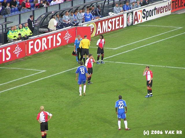 Feyenoord - Chelsea 0-1 08-08-2006 (27).JPG