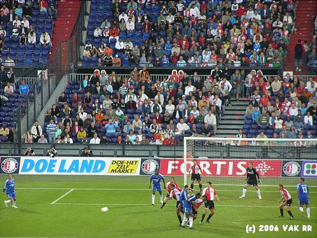 Feyenoord - Chelsea 0-1 08-08-2006 (29).JPG