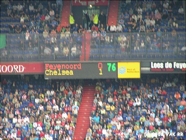 Feyenoord - Chelsea 0-1 08-08-2006 (31).JPG