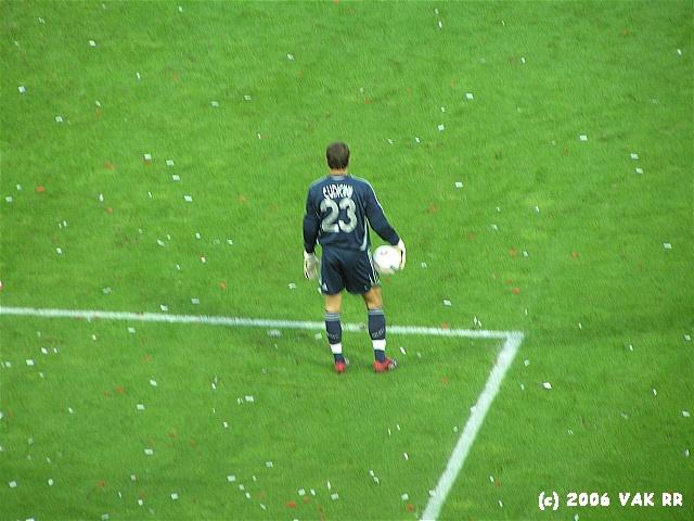 Feyenoord - Chelsea 0-1 08-08-2006 (33).JPG
