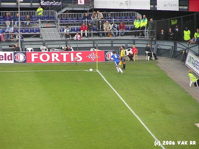 Feyenoord - Chelsea 0-1 08-08-2006 (36).JPG