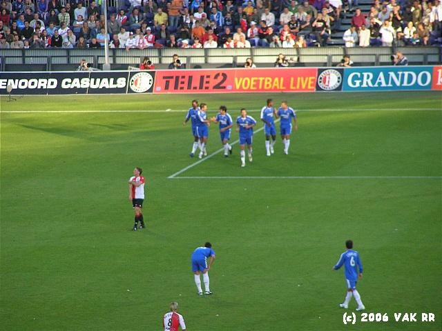 Feyenoord - Chelsea 0-1 08-08-2006 (46).JPG