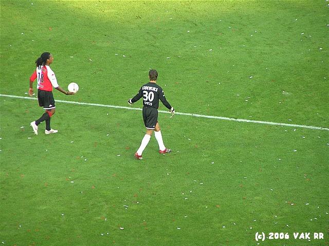 Feyenoord - Chelsea 0-1 08-08-2006 (56).JPG