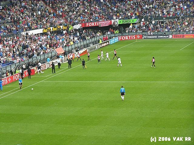 Feyenoord - Heracles 0-0 27-08-2006 (23).JPG
